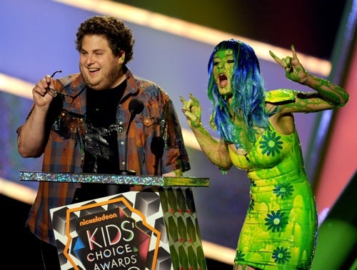 Prime Time Slime Time At The Nickelodeon Kids' Choice Awards