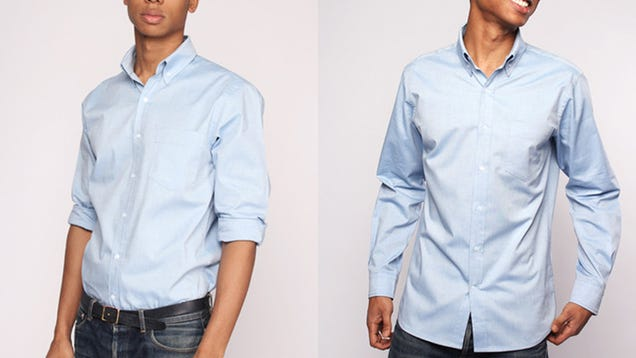 This Shirt Can Be Worn For 100 Days Without Washing Which