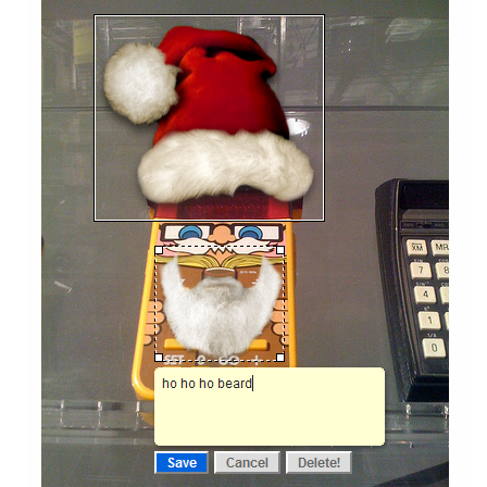 Flickr Easter Egg Dresses Your Photos as Santa (Update: and Adds Snow!)