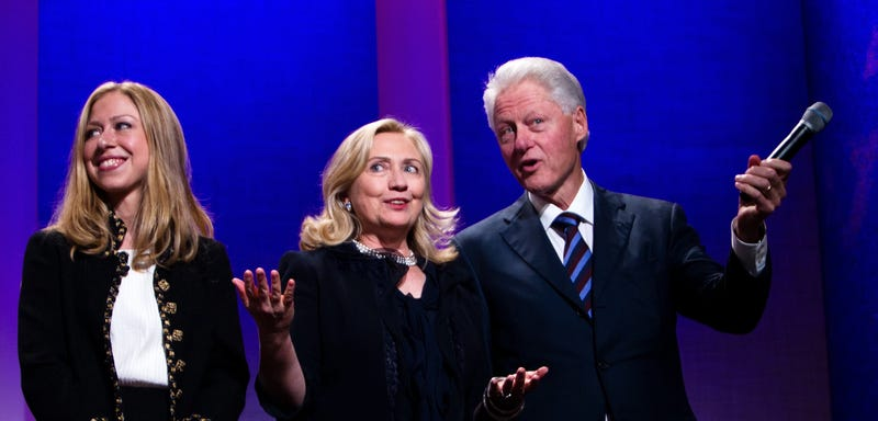 What's This Times Piece About the Clintons Saying?