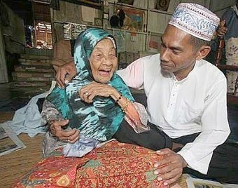 108-Year-Old Woman, 38-Year-Old Husband Consider Adoption
