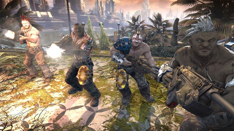 See How Bulletstorm Builds A Clone Army
