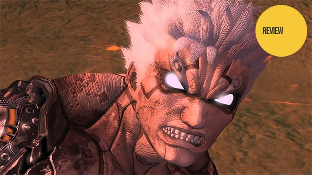 Asura's Wrath: The Kotaku Review