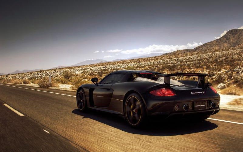 Dream Garage #2: Porsche Carrera GT