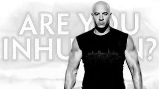 I Think Vin Diesel May Just Be In The <i>Inhumans</i> Movie