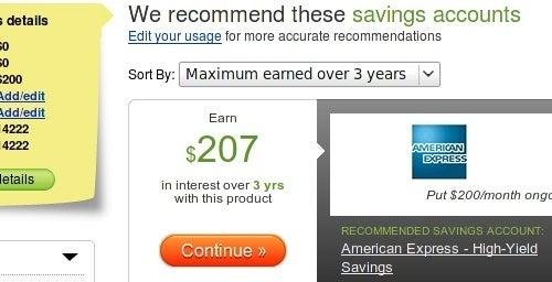 BillShrink Compares and Ranks Savings Plans