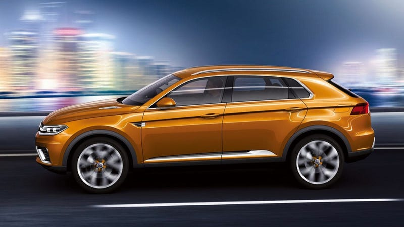 The Volkswagen CrossBlue Coupe Is Neither Blue Nor A Coupe, Discuss