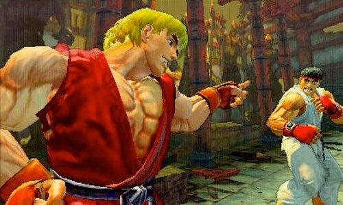 Three New Street Fighter 3DS Screens