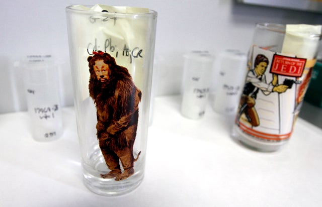 It's OK To Drink From Wizard of Oz Glasses — If You're a Grown Up (Updated)