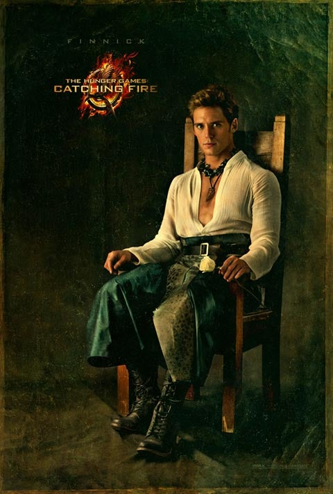 Finally, a Good Look at The Hunger Games' Finnick