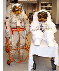 "US vs. Russia on ""World's Next Top Spacesuit"""