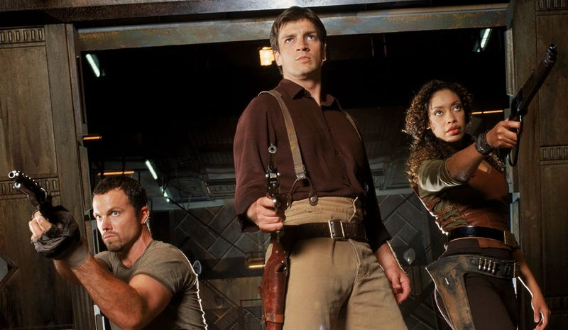 There's still a way Firefly could come back to television