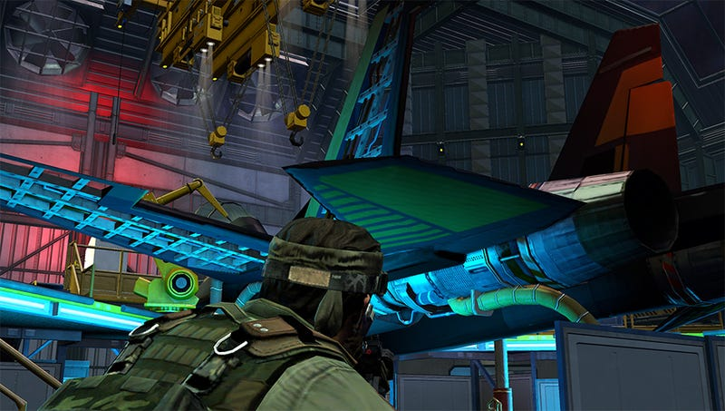 The SOCOM Team Delivers Unit 13 to the PlayStation Vita Launch Lineup