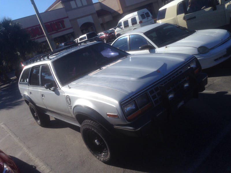 AMC Eagle wagon!