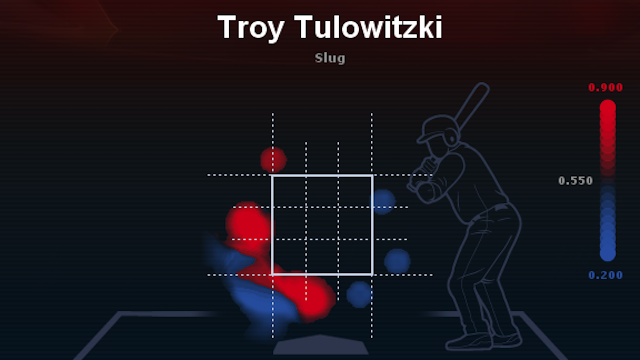 You Can't Really Get Troy Tulowitzki Out Right Now