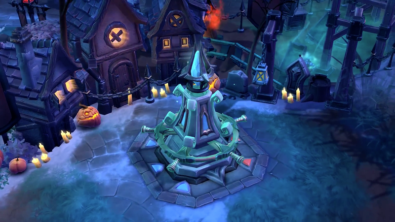 Heroes Of The Storm's Newest Map Screws With The Whole MOBA Formula