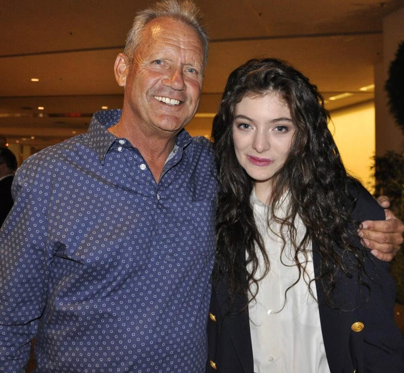 Lorde Finally Met George Brett