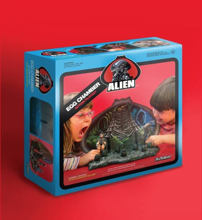 This Amazing '70s-Style Alien Playset May Be Comic-Con's Best Exclusive