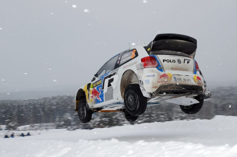 This Is How The Volkswagen Polo R WRC Won Its Debut Season