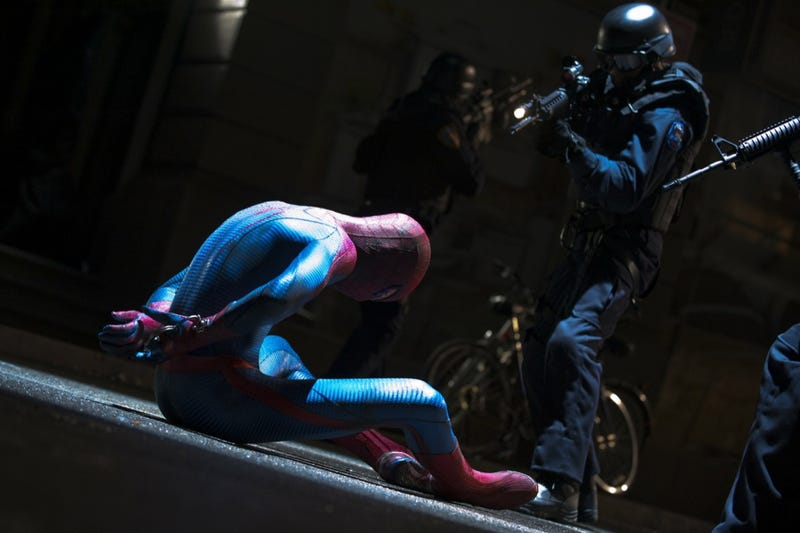 Images from The Amazing Spider-Man