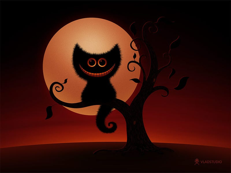 Wallpaper Roundup: All Hallow's Eve and Spooky Scenes