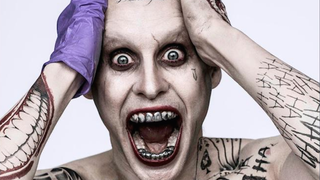 Guess Who's Chasing the Joker In New <i>Suicide Squad </i>Photos?