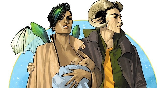 This week, Y: The Last Man writer Brian K. Vaughan returns to comics!
