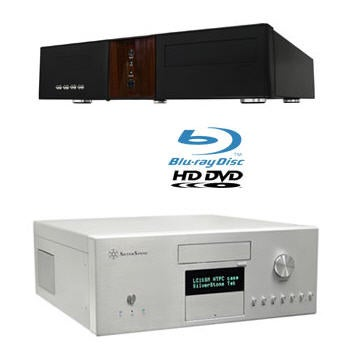 Okoro HTPCs Show Off Their Blu-ray and HD DVD Love