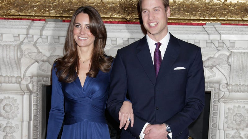 Kate Middleton Wearing This Dress Almost Sank the Company That Made It