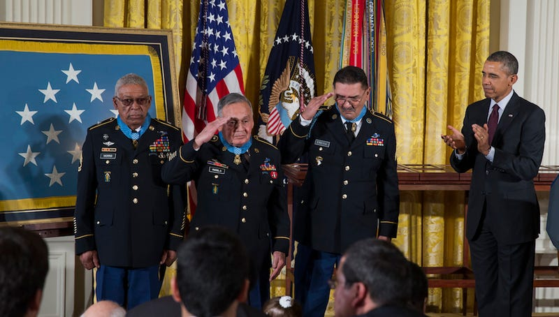 Overlooked Veterans Finally Awarded Long Overdue Medals of Honor