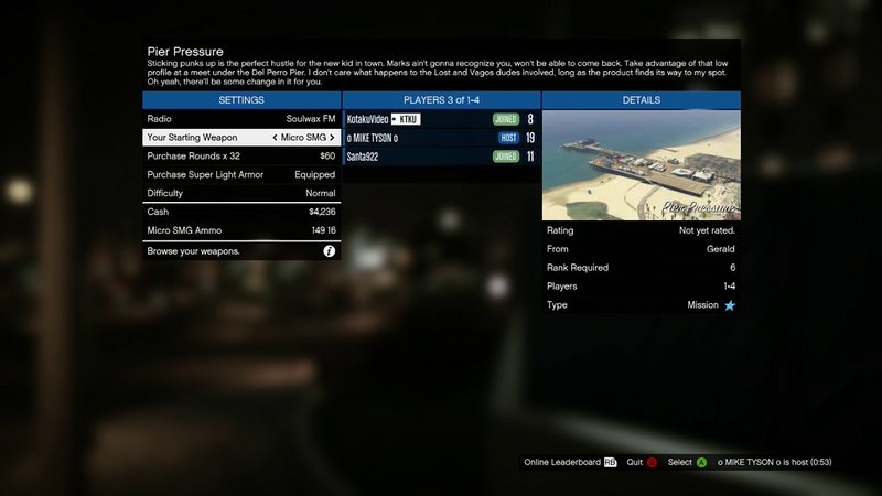 GTA Online, Log #1: We're Connected But a Little Lost