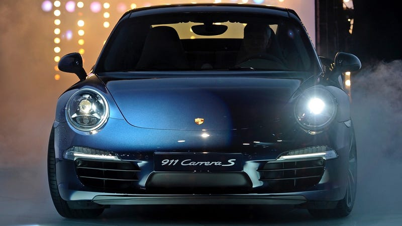 The new Porsche 911 is a better 911