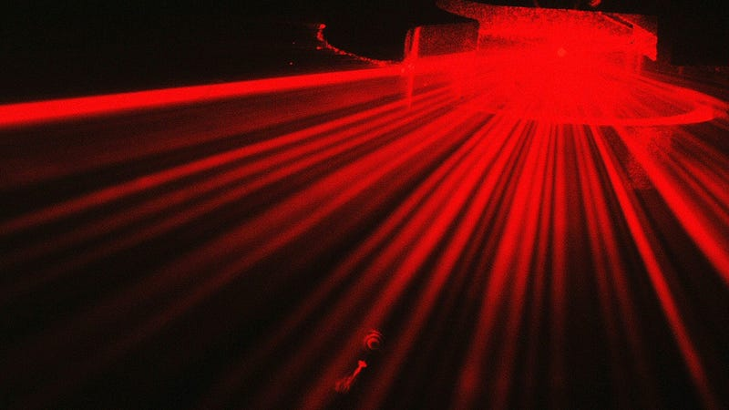 Asbestos-Detecting Lasers: Finally a Weapon For the Good Guys