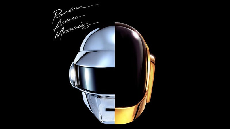 The New Daft Punk Album Is More Fun To Think About Than Listen To