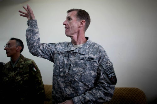 Afghan War Commander Recalled to Washington Over Rolling Stone Interview (Updated)