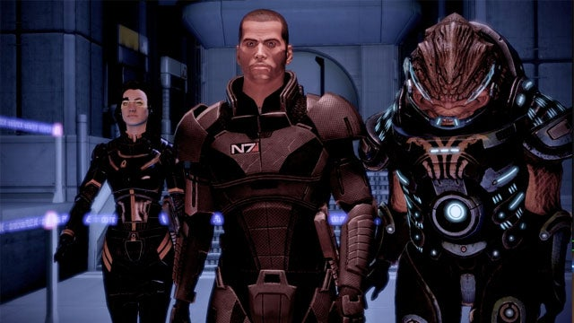 Looks Like More Mass Effect 2 Is Coming With 'Arrival'