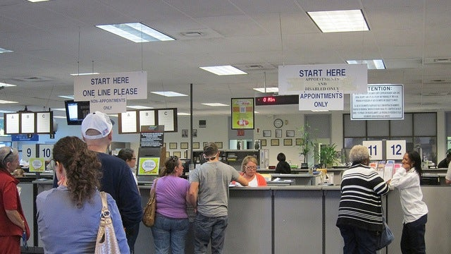 How to Get Through the DMV with Your Sanity Intact