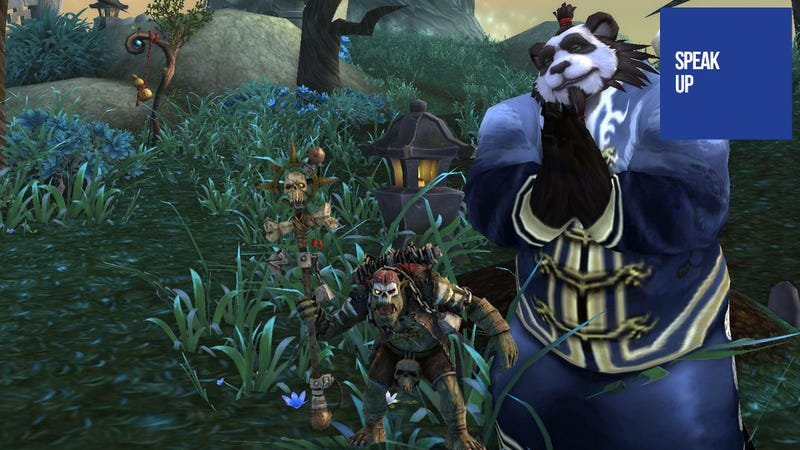 Pandaren Are the Space Orks of World of Warcraft