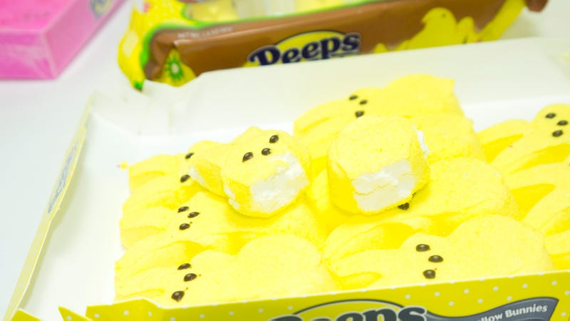Marshmallow Peeps: The Snacktaku Review