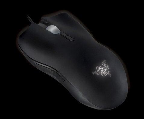 Razer 3G Laser Sensor Mouse Has a 4000 DPI Sensor