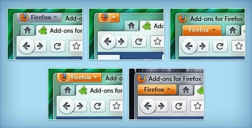 Firefox 4 Design Mock-Ups Get an Update