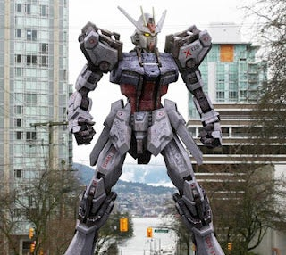 Could we actually build a robot the size of Pacific Rim's massive Jaegers?