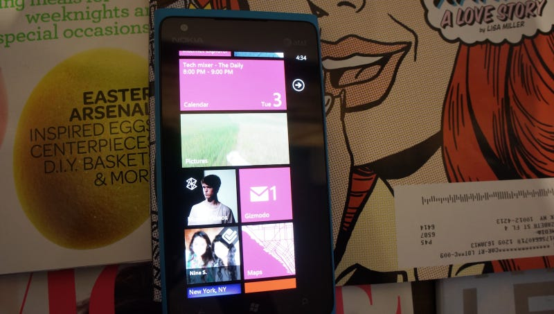 Nokia Lumia 900 Review: This Might Save Windows Phone (Updated)