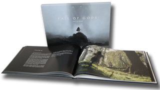 Last year, I wrote about Fall of Gods, a badass Norse picture book. Following a successful Kickstarter, it's now available for everyone to purchase.