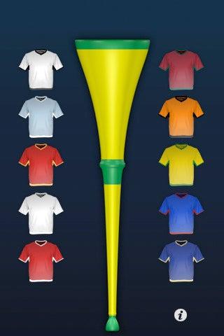Vuvuzela Horns iPhone App Won't Get Banned, But Will Be Annoying