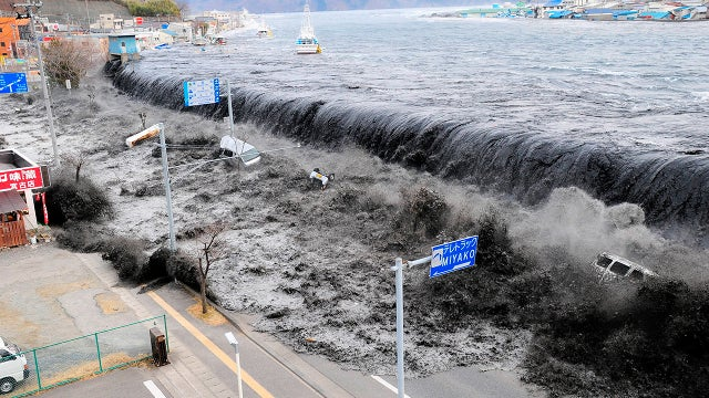Now we know why the Japanese tsunami was so huge