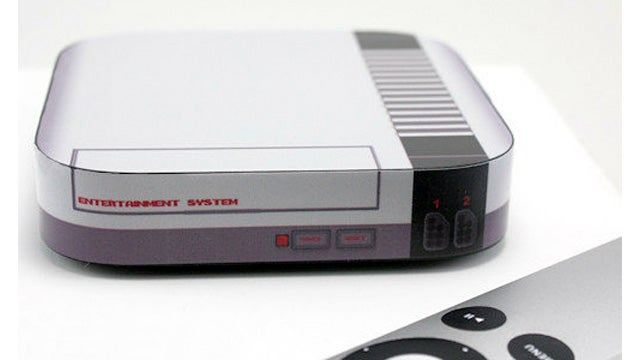 Turn Your Apple TV Into an NES Console (Kinda)