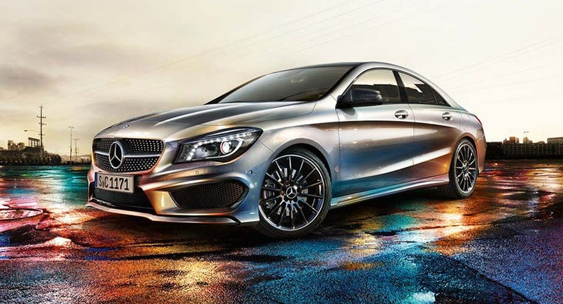 2014 Mercedes-Benz CLA: This Is It