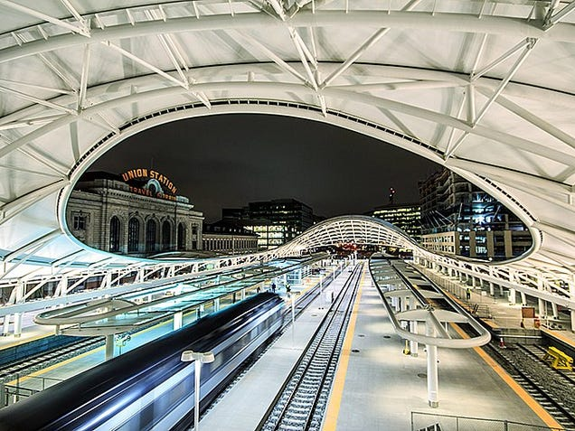 5 Rail Stations From America's New Golden Age of Train Travel