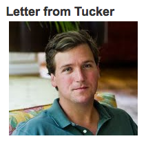 Please Welcome Tucker Carlson's Internet Tendency
